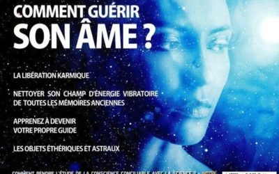Revue Science et Au-delà, interview de Laurence AGUILLON